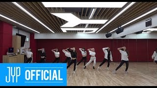 "TWICE ""FANCY"" Dance Practice Video"