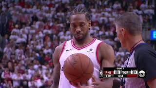 Philadelphia 76ers vs Toronto Raptors : May 12, 2019