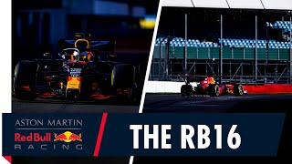 RB16 Is Here To Charge On | As Max Verstappen Launches Our 2020 Car In Race Livery