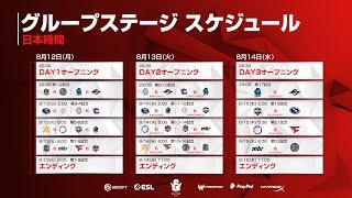 Six Major Raleigh グループステージ Day3