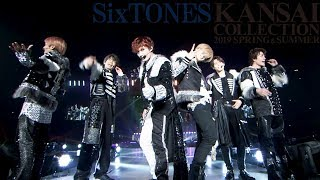SixTONES @ KANSAI COLLECTION 2019 S/S | SECRET GUEST LIVE