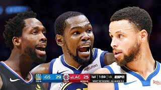 Golden State Warriors vs LA Clippers - Game 6 - Full Game Highlights | 2019 NBA Playoffs