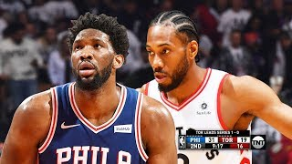 Philadelphia Sixers vs Toronto Raptors - Game 2 - Full Game Highlights | 2019 NBA Playoffs