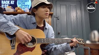 [BANGTAN BOMB] Let's play guitar! - BTS (방탄소년단)
