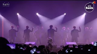 [BANGTAN BOMB] '작은 것들을 위한 시 (Boy With Luv)' Stage CAM (BTS focus) @2019 Lotte Family Concert