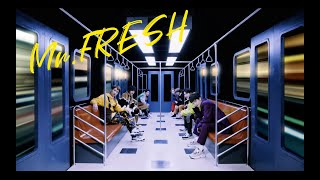 Kis-My-Ft2 / Mr.FRESH MUSIC VIDEO (初回盤B収録映像紹介)