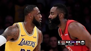 Houston Rockets vs LA Lakers - Full Game Highlights | February 21, 2019 | 2018-19 NBA Season