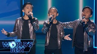 TNT Boys Smash 'And I Am Telling You I'm Not Going' - The World's Best Battle Round