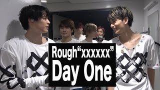 "SixTONES - behind the scenes「Rough""XXXXXX""」in Kobe"