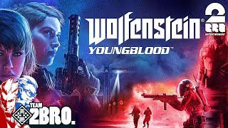 #1【FPS】弟者,兄者の「Wolfenstein: Youngblood」【2BRO.】