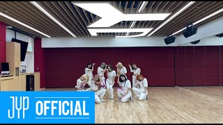 "TWICE ""MORE と MORE"" Dance Practice Video"