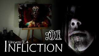 【Infliction】怨霊がいる家:01