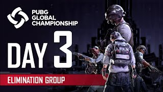 [JP]PUBG Global Championship2019 GroupStage DAY3
