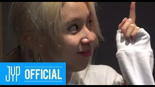 "TWICE Vlog ""FANCY"" #3"