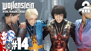 #14【FPS】弟者,兄者の「Wolfenstein: Youngblood」【2BRO.】END